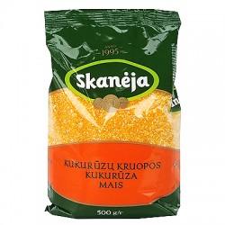 SKANĖJA kukurūzų kruopos , 500 g.