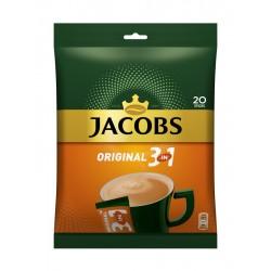 JACOBS 3in1 kavos gėrimas (20x15,2g), 304 g.