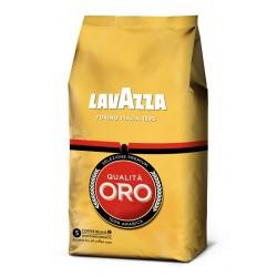LAVAZZA Qualita Oro kavos pupelės , 1 KG.