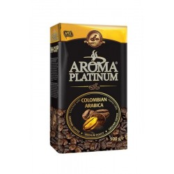AROMA PLATINUM COLOMBIAN IN-CUP malta kava , 500 g.