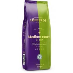 LOFBERGS LILA Medium Roast In-Cup malta kava , 250 g.
