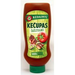 KĖDAINIŲ K.F. kečupas ŠAŠLYKAMS, 1 kg.