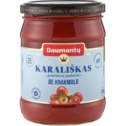 DAUMANTŲ pomidorų padažas Karališkas, be krakmolo, 500 g.