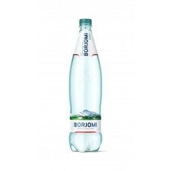 BORJOMI mineralinis vanduo , 1 l.