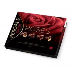 PERGALĖ ROSES saldainių rinkinys , 382 g.