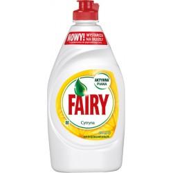 Indų ploviklis, FAIRY Lemon, 450 ml.