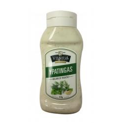 *VILNIUS YPATINGAS majonezo padažas , 410 g.