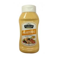 *VILNIUS PIKANTIŠKAS majonezo padažas , 410 g.
