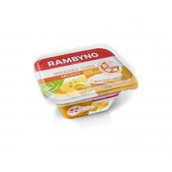 *RAMBYNO lydytas tepamas sūrelis (MILDUTĖ), 175 g.