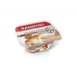 *RAMBYNO lydytas tepamas sūrelis (su baravykais), 175 g.