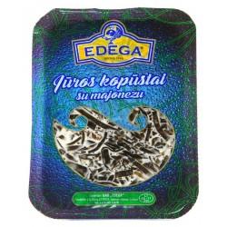 *Edega jūros kopūstai (su majonezu), 400 g.