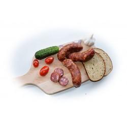 """*""""Marcink. ūkis"""" Parūkytos dešrelės (silpnai, natūr. rūkytos) (~1 kg.)"""