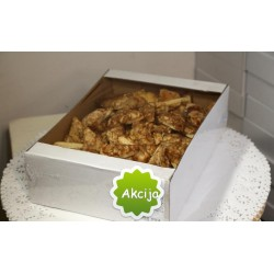 """""""Link Molainių"""" Sausainiai Trikampėliai su cinamonu (vnt.~800 g.)"""