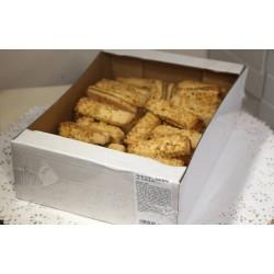"""""""Link Molainių"""" Sausainiai Juostelė su riešutais (vnt.~1 kg.)"""