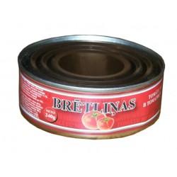 Kilkės pomidorų padaže (konservai), 240 g.
