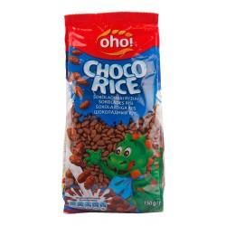 OHO! (CHOCO RICE) šokoladiniai ryžiai , 150 g.