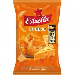 ESTRELLA traškučiai (sūrio skonio), 140 g.