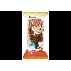 *KINDER MAXI KING batonėlis karamelės įdaru, 35 g.