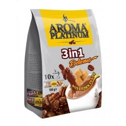 AROMA PLATINUM 3in1 kavos gėrimas  (10x18g), 180 g