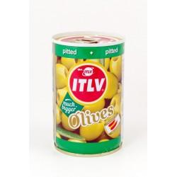 ITLV žaliosios alyvuogės be kauliukų, 300 g