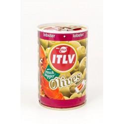 ITLV žaliosios alyvuogės su omarų įdaru, 300 g