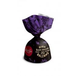 LAIMA,RIGA BALZAMS tamsaus šok.saldainiai , su serb.kr.įd.,1 kg