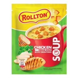 ROLLTON sriuba , krem. vištiena su skrebučiais, 17 g
