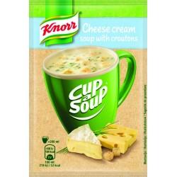 KNORR tiršta sūrio sriuba, 22 g