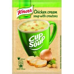 KNORR tiršta vištienos sriuba, 16 g