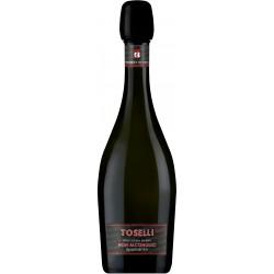 BOSCA TOSELLI put.nealkoholinis vynas , raudonas,saldus,0,75l