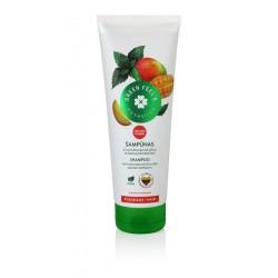 GREEN FEEL'S šampūnas su dilgėlių ir mangų ekstrakt., 250 ml
