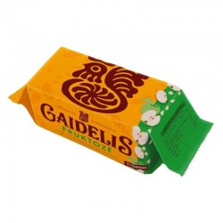 GAIDELIS sausainiai su fruktoze, 160 g