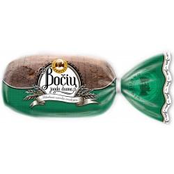 GARDĖSIS juoda BOČIŲ duona, 800 g.