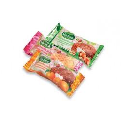 *VARĖNA glaistyti varškės sūreliai (įvairių skonių), 40 g.