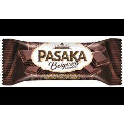 *PASAKA glaistytas varškės sūrelis (su šokolado gab.), 45 g.