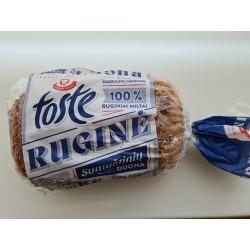 """""""Vilniaus duona"""" Ruginė sumuštinių duona TOSTE, 370 g"""