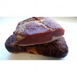 """""""Alksnio Dūmas"""" (Š./R.) kiaulienos kumpis (~1 kg.)"""