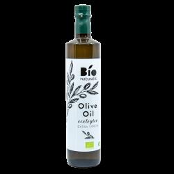 BIONATURALIS ekologiškas alyvuogių aliejus, 750 ml.