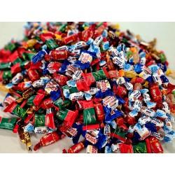 """Saldainių mixas """"PAGUNDA"""", 1 kg"""