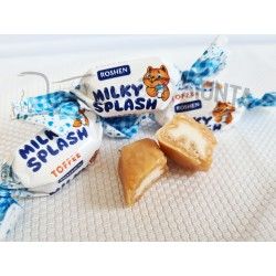 MILKY SPLASH saldainiai , 1 kg