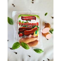 "*""Delikatesas"" Virtos sardelės YPATINGOS, 600 g"