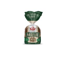 """""""Rugelis"""" juoda duona,350g"""