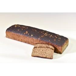 Pilno grūdo duona su moliūgų sėklomis, 1 kg.