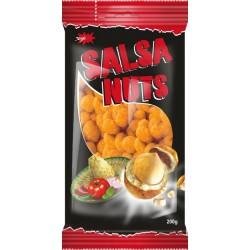 JĖGA žemės riešutai, salsa skonio, 200 g.