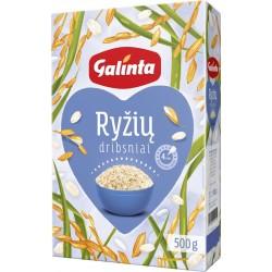 GALINTA dribsniai ryžių , 500 g.