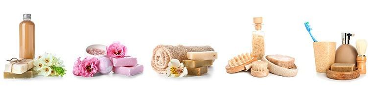 Namų ūkio ir higienos prekes
