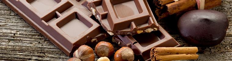 Saldainiai ir šokoladai